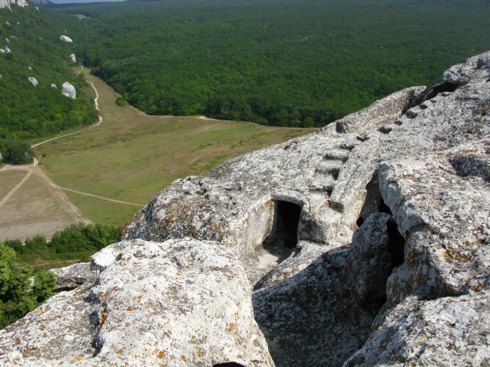 Пещерный город «Эски-Кермен»