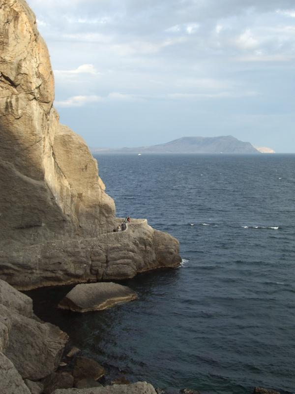 Горы Крыма на карте  названия фото как добраться