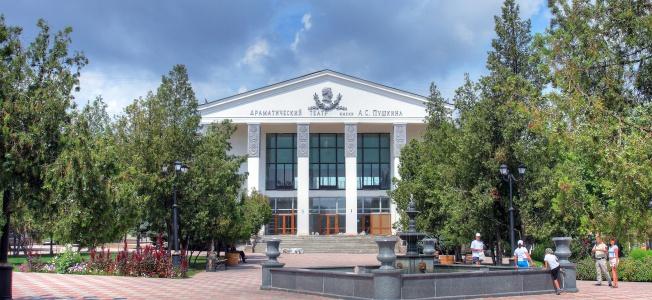 Театры севастополя