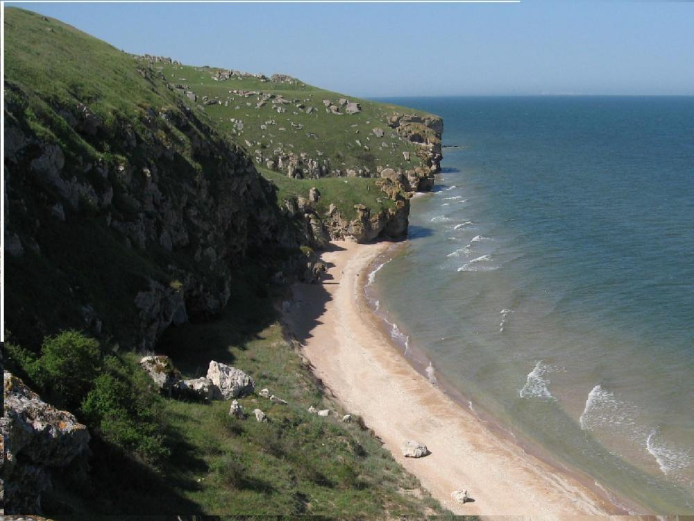 Генеральские пляжи (карта, фото) Туризм и отдых в равнинном 97