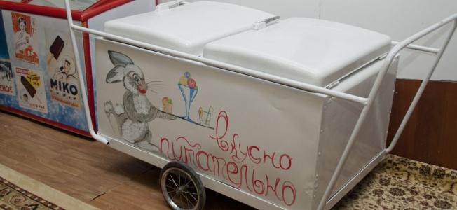 Музей мороженого, город Севастополь. . Достопримечательности Крыма