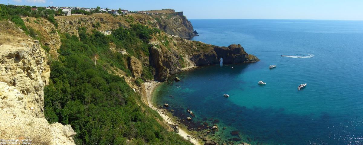 Лисья бухта в Крыму  описание и фото пляжи как добраться