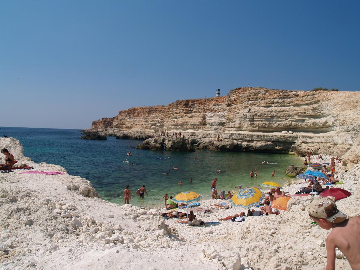Отдых в голубой бухте фото пляжа