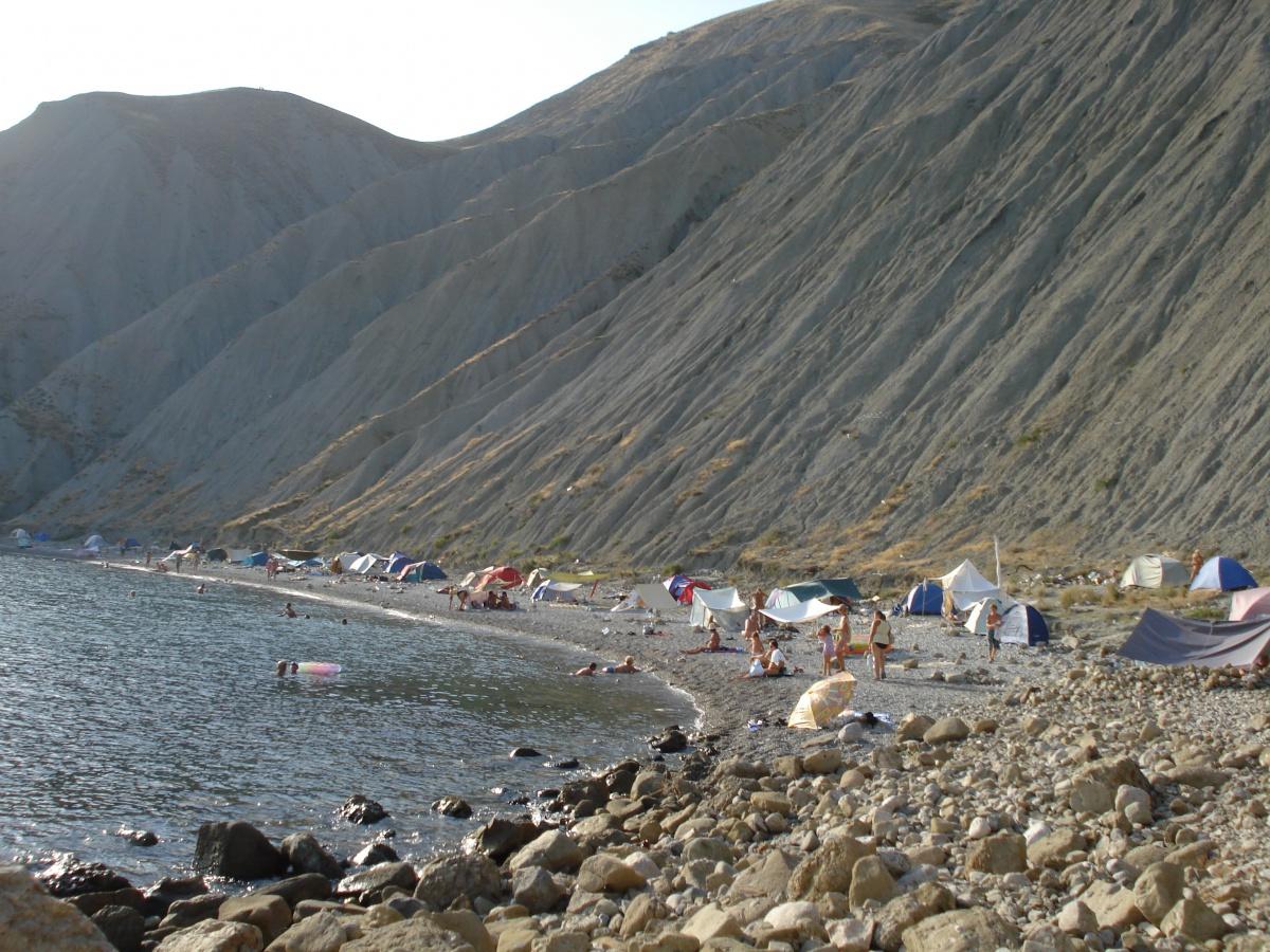 Нудистские пляжи юга 65
