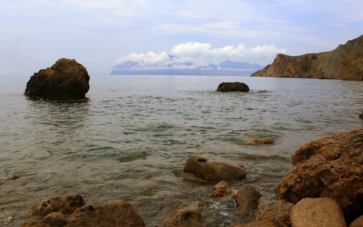 Нудистские пляжи юга 70