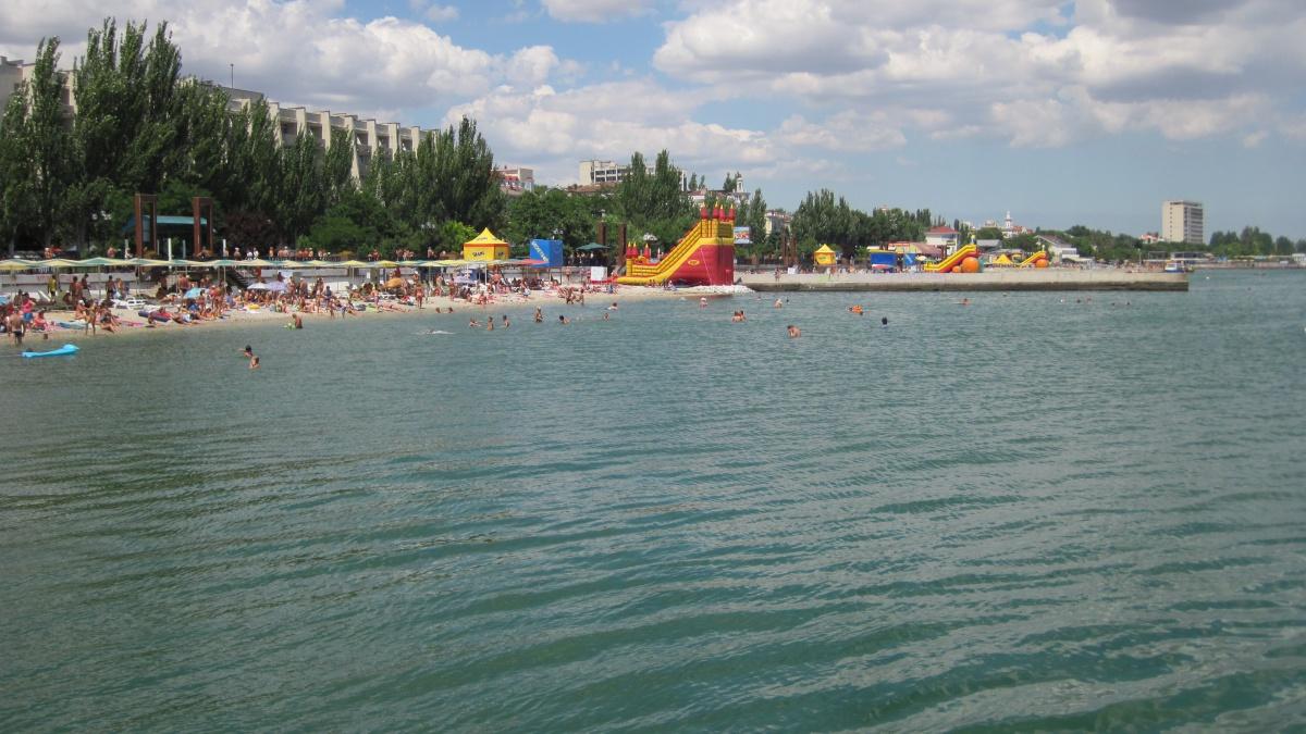 Фото пляжи феодосии в крыму
