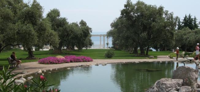 фото парки крыма