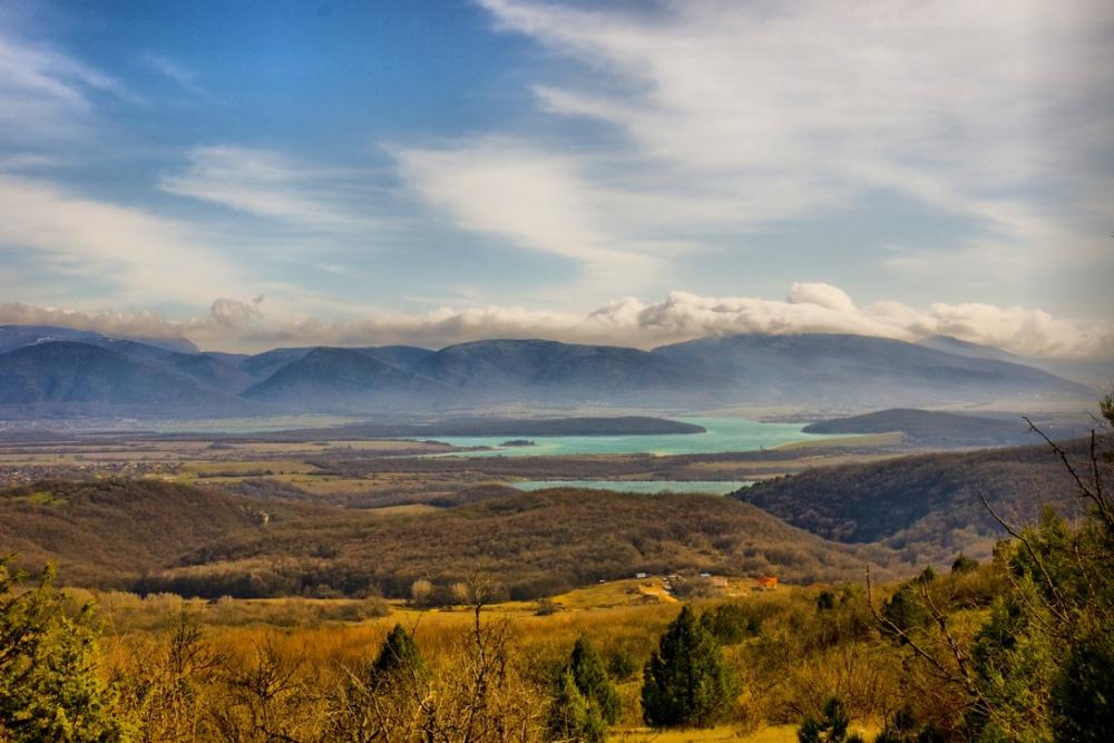 байдарская долина фото крым