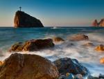 Пляжи Балаклавы  Отдых на море