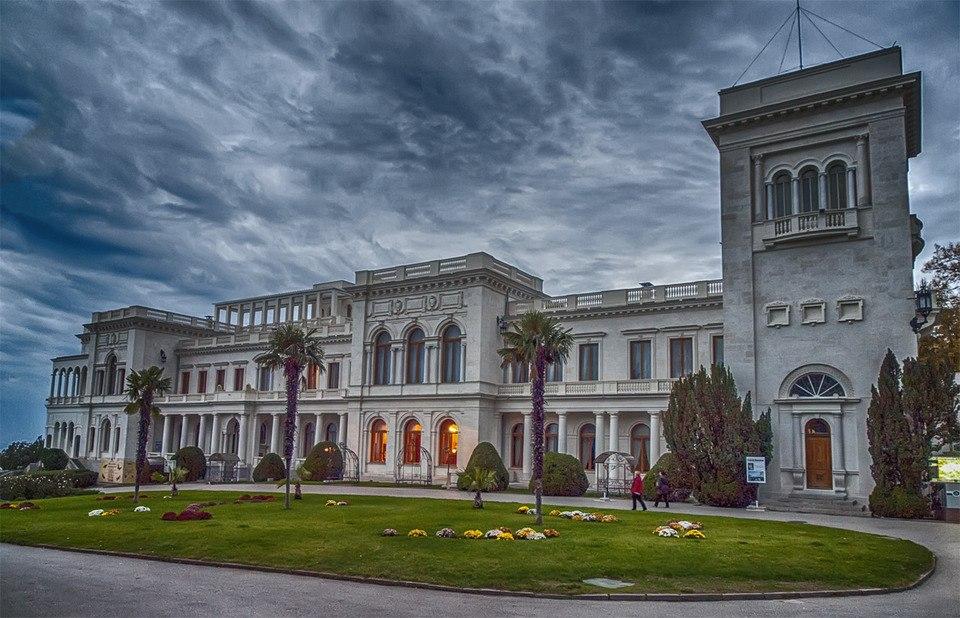 ялта ливадийский дворец фото
