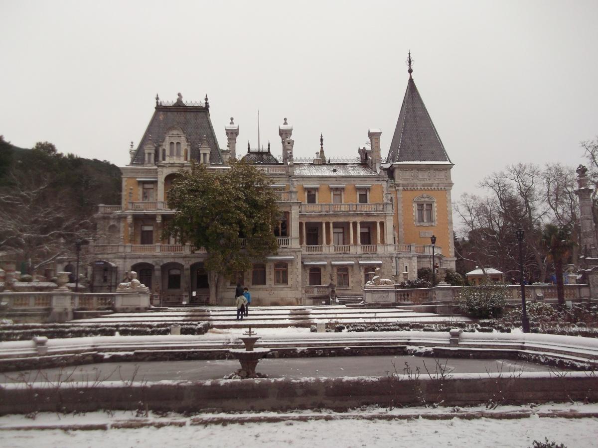 дворец александра 3 в ялте схема проезда